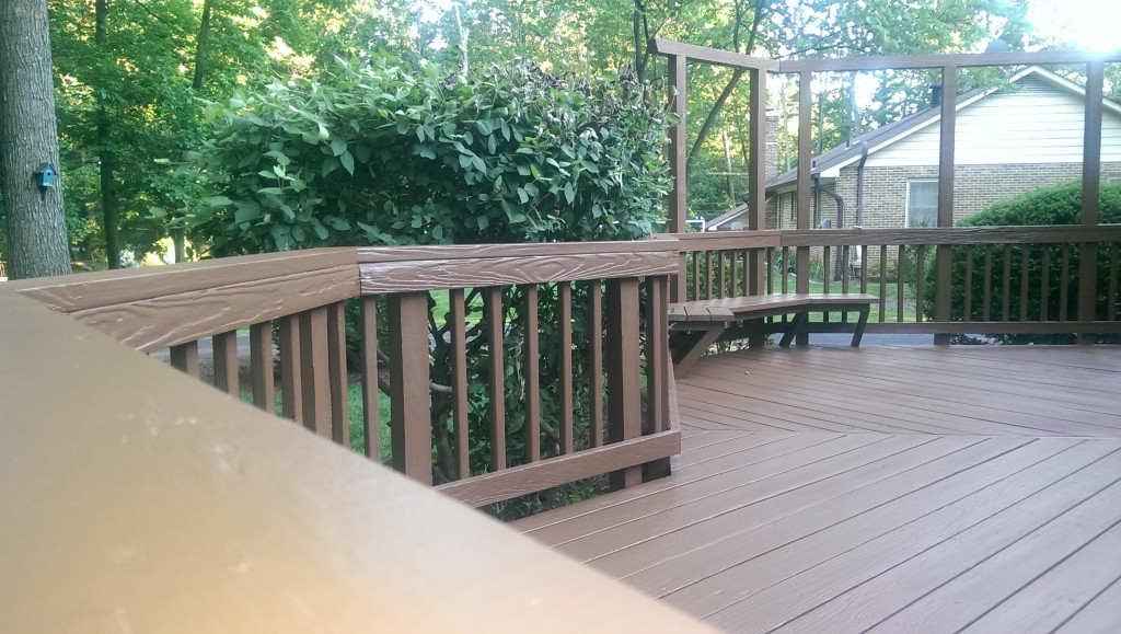 Deck Guard Package